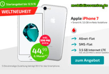 mobildiscounter - Apple iPhone 7 Angebot
