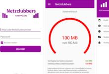 Netzclub - Netzclubbers App
