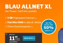 Simyo BLAU Allnet XL