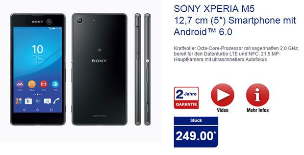aldi-talk SONY Xperia M5