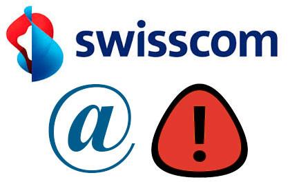 Swisscom sperrt Emailkonten