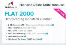 Tarifhaus Flat 2000 Tarif