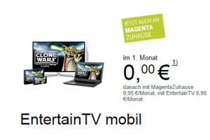 Telekom EntertainTV mobil
