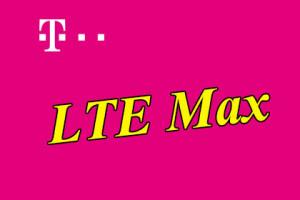 Telekom LTE Max
