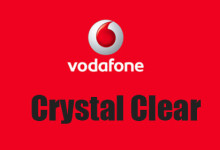 Vodafone - Crystal Clear