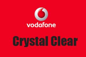 Vodafone - Crystal Clear