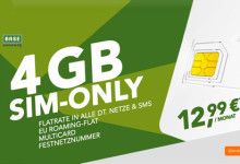 handyflash - BASE 4GB Sim Only