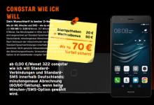 Congstar - 70 Euro Bonus