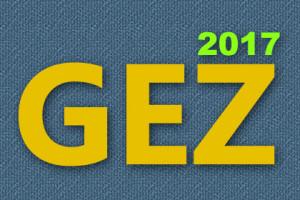 GEZ 2017