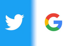 Google und Twitter
