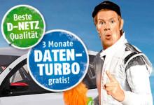 handybude - klarmobil AllNet Flat 2000 Daten Turbo 8,85 Euro Aktion