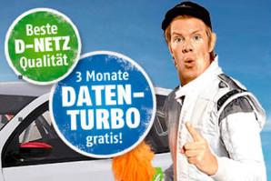 Allnet-Flat mit 2 GB Highspeed-Volumen im Telekom-Netz für nur 8,85 Euro