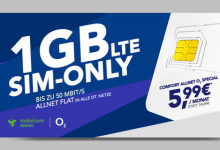 handyflash 1 GB SIM-only