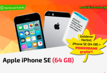 Mobildiscounter - Apple iPhone 5 SE