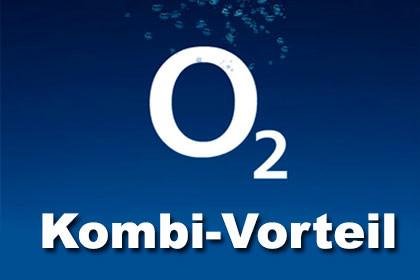 o2 Kombi-Vorteil