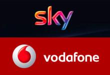 SKY und Vodafone