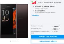Sparhandy - Comfort Allnet Classic Vodafone