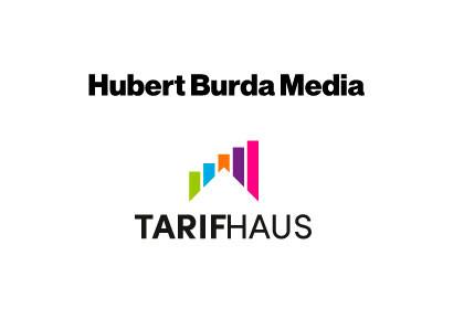 Tarifhaus und Hubert Burda Media