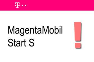 Telekom MagentaMobil Start S