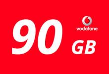 Vodafone - 90 GB LTE