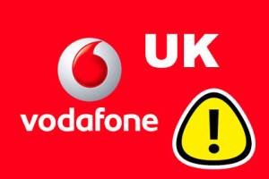 Vodafone UK Warning