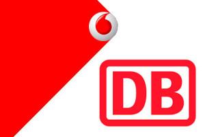 Vodafone und DB