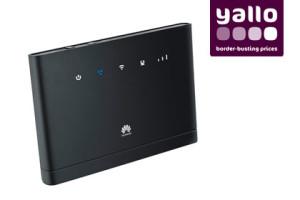 Yallo - Huawei Router