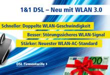 1&1 DSL Angebot