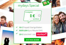FYVE - Mydays