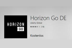 Horizon Go App
