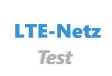 LTE-Netz Test