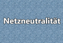 Netzneutralität