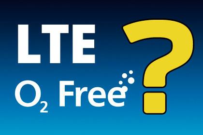 o2 Free LTE