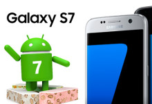 Samsung Galaxy S7 - Android 7