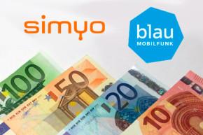 simyo wird zu Blau – 100 Gratis MB bleiben bestehen doch es gibt andere Probleme bei der Migration