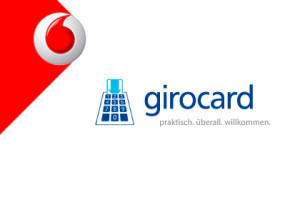 Vodafone Girocard