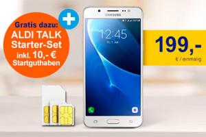 Aldi-Talk Starter mit Smartphone