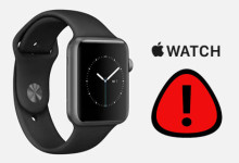 Apple Watch - Update Warning
