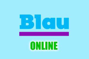 Blau online