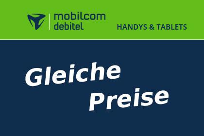 mobilcom-debitel Gleiche Preise