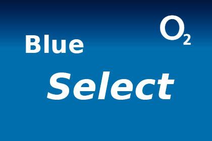 o2 Blue Select