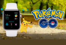 Pokemom GO - Apple Watch