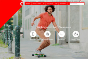 Vodafone – Anschlussgebühr ab sofort teurer