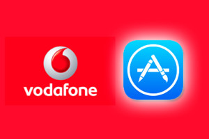 Vodafone - Apple App Store