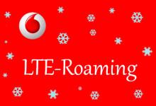 Vodafone LTE-Roaming