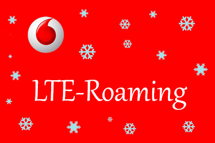 vodafone jeder 4 kunde nutzt lte roaming im winterurlaub. Black Bedroom Furniture Sets. Home Design Ideas