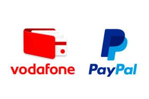 Vodafone Wallet und PayPal