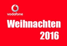 Vodafone - Weihnachten 2016