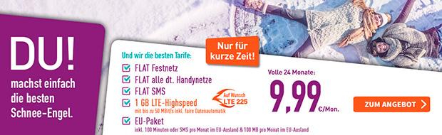Yourfone LTE XS EU 9,99