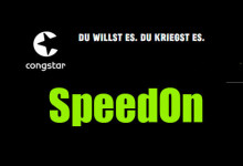 Congstar - SpeedOn